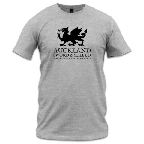Mens Light T - Auckland Sword and Shield Apparel